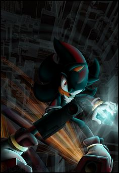 Sentinel by on DeviantArt Shadow And Amy, Shadow 1, Sonic And Shadow, Shadow Images, Shadow The Hedgehog, Sonic The Hedgehog, Dragon Ball, Sonic Adventure 2, Rouge The Bat