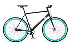 The Foamside Bicycle, Black