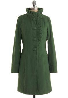 Can't Chard-ly Wait Coat $149.99