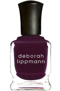 Deborah Lippmann Nail Color in Miss Independent, $18, deborahlippmann.com.