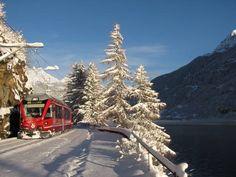 Bernina Express - Rhätische Bahn RhB