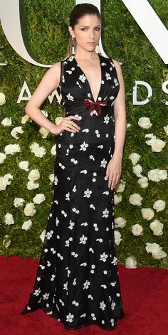See the Best Looks from the 2017 Tony Awards - Anna Kendrick from InStyle.com