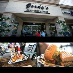 Patio is open today!  #gordysmarket #sandveech