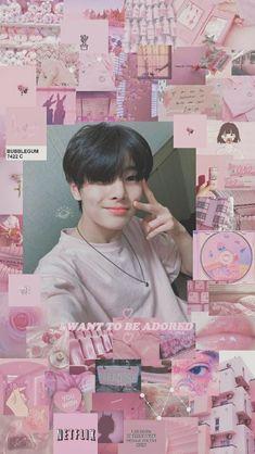 K Wallpaper, Pastel Wallpaper, Aesthetic Lockscreens, My Little Baby, Pretty Wallpapers, Backrounds, Picture Credit, Kpop Aesthetic, Boyfriend Material
