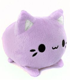 Cats Toys Ideas - Tasty Peach Studios — Meowchi Plush Strawberry - Ideal toys for small cats Cute Stuffed Animals, Cute Animals, Tasty Peach Studios, Kids Crafts, Diy And Crafts, Pusheen Cat, Cute Pillows, Cute Plush, Kawaii Cute