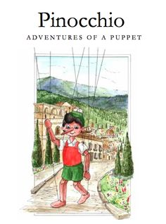 Pinocchio, The Adventures of a Puppet Wooden Puppet, Reading Levels, Pinocchio, Book Title, Read Aloud, Puppets, How To Become, Adventure, Languages