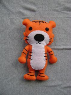 Tiger  FREE SHIPPING US Domestic by Tuscanycreative on Etsy, $15.00