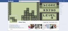 oldschool Tetris