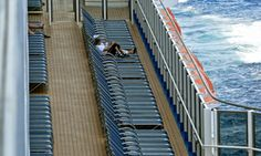 The first day at sea put everyone on the top deck leaving this lower deck nearly empty Carnival Breeze, Lower Deck, Cozumel, Empty, Stairs, Sea, Vacation, Live, Stairways