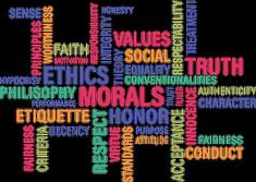 Was ist der Unterschied zwischen Ethik und Moral? Morals, Stand By Me, Honesty, Faith, Knowledge, Simple, Stay With Me, Morality, Loyalty