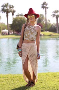 Street Style, Festival style, No need for half of those 'too short' denim cutoffs girls #festivalInspiration