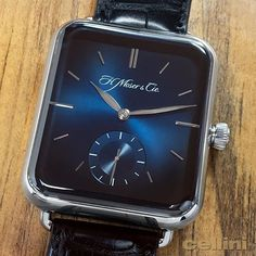 The only Swiss Alp Watch S currently for sale in the world and it's available…