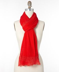 scarf for holidays