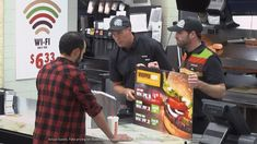 Burger King Takes Jab At Ajit Pai, Explains Net Neutrality With Whoppers John Oliver, Jon Stewart, Stephen Colbert, Burger King Whopper, Net Neutrality, Fast Food Chains, New Market, Humor, How To Make