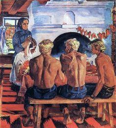 Межиров Юрий Александрович (1933-2012) «Ленинград. Сыновья» 1973