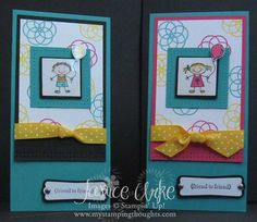 all in the family stampin up - Google Search