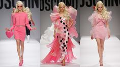 Moschino launch the Barbie collection designed by Jeremy Scott