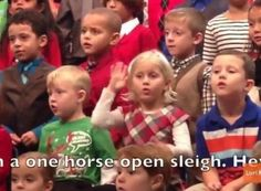 The video of a 5-year-old girl using sign language so her deaf parents can follow along during her kindergarten holiday pageant is making waves on the Internet. Gillian Pensavalle (@Gillian Gurish) has the adorable video.