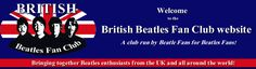 The British Beatles Fan Club Website!