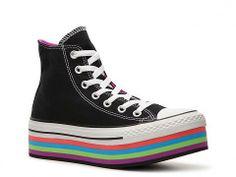 Converse Chuck Taylor All Star Platform High-Top Sneaker - Womens | DSW
