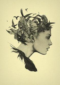 Woman Tattoo | Ross McEwan