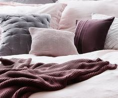 Gebreide plaid Adalyn | WestwingNow Plaid, Bed, Home, Products, Cast On Knitting, Gingham, Stream Bed, Beds, Haus