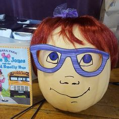 Pumpkin Book Report - Junie B. Jones