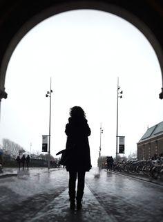 Silhouette.                                              By Xenia van den Brand