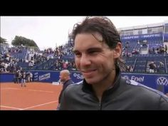 Interview with Rafa after his semifinal win in Barcelona