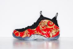 Nike Air Foamposite One x Supreme (Release Info & Detailed Pics)