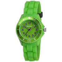 Tikkers TK0062 Children's Watch, Lime Green
