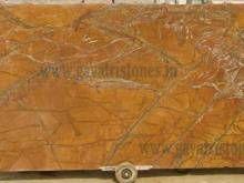 Rain Forest Golden Marble Slabs,
