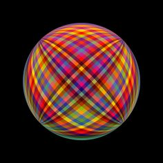 Ball Of Confusion by Tony Digital Art, via Flickr