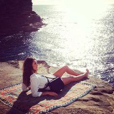 Amelia Zadro || SANCIA Babylon Bar Bag
