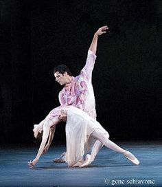 Tudor's The Leaves Are Fading with Marcelo Gomes and Julie Kent