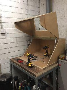Made myself a Shapeoko house - Shapeoko - Carbide Community Site Cnc Wood Router, Cnc Woodworking, Cardboard Furniture, Kid Furniture, Furniture Design, Homemade Cnc, Coffee Table Design, Coffee Tables, Small Cafe Design