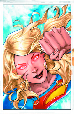 Tagged with dc comics, portrait, closeup, dc rebirth, textless covers; Every DC Rebirth Close-Up Cover (So Far) Supergirl Comic, Supergirl Series, Dc Batgirl, Supergirl 2016, Cyborg Superman, Mundo Superman, Batman, Superman News, Robin Starfire