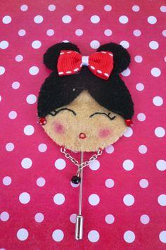 Damisel·la Minnie Doll