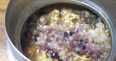 レシピと言えるかどうか・・・ ほっとく料理で手軽に雑穀粥。 270mlのスープジャー使用。 Oatmeal, Breakfast, Recipes, Food, The Oatmeal, Morning Coffee, Rolled Oats, Recipies, Essen