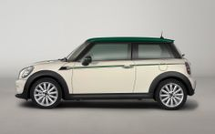 2013 Mini Cooper. - imagining me driving with Bo in his booster seat for. Bobbing to music down the road...