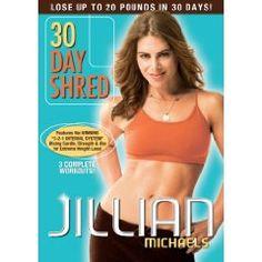 1 Jillian Michaels - 30 Day Shred
