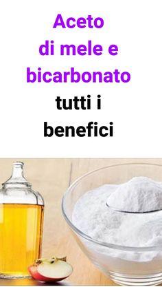 #rimedinaturali #acetodimele #bicarbonato Thai Chi, Soap, Personal Care, Health, Fitness, Metabolism, Self Care, Health Care, Personal Hygiene