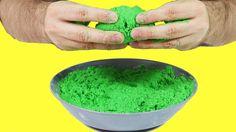 Kinetik Kum Yapımı | Kinetik Kum Nasıl Yapılır | Pratik Bilgiler Jr