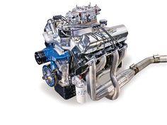 427 FE Ford Engine - Popular Hot Rodding Magazine