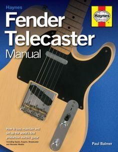 Haynes Fender Telecaster Manual. £19.99