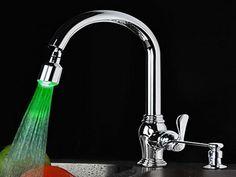 Replacing Kitchen Faucet - http://homeplugs.net/replacing-kitchen-faucet/