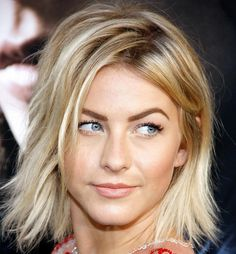 Julianne Hough's Updated Bob- wanna grow my hair out to this hairstyle!!!