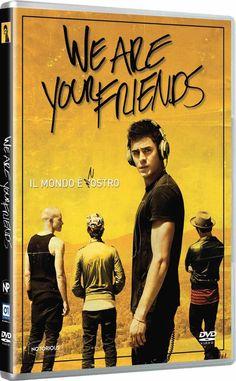 We Are Your Friends - DVD Lo trovi in vendita su www.ondagame.it con spedizione in tutta italia. Oppure a noleggio presso Digital Game - Corso Calatafimi, 37 - Marsala - Tel. 0923.982789 - info@ondagame.it