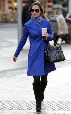 Love this look | Pippa Middleton