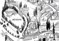 Mount Hermon cabin info  pictures - Santa Cruz Mountains #retreat center #camp #Christian #redwoods